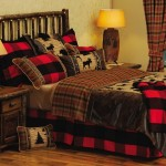 Cabin Decor Bedding