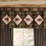 Cabin Decor Curtains