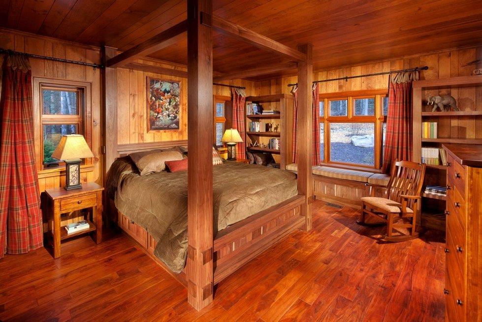 Cabin Themed Decor