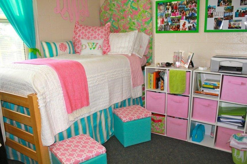 Cute Dorm Room Decorating Ideas