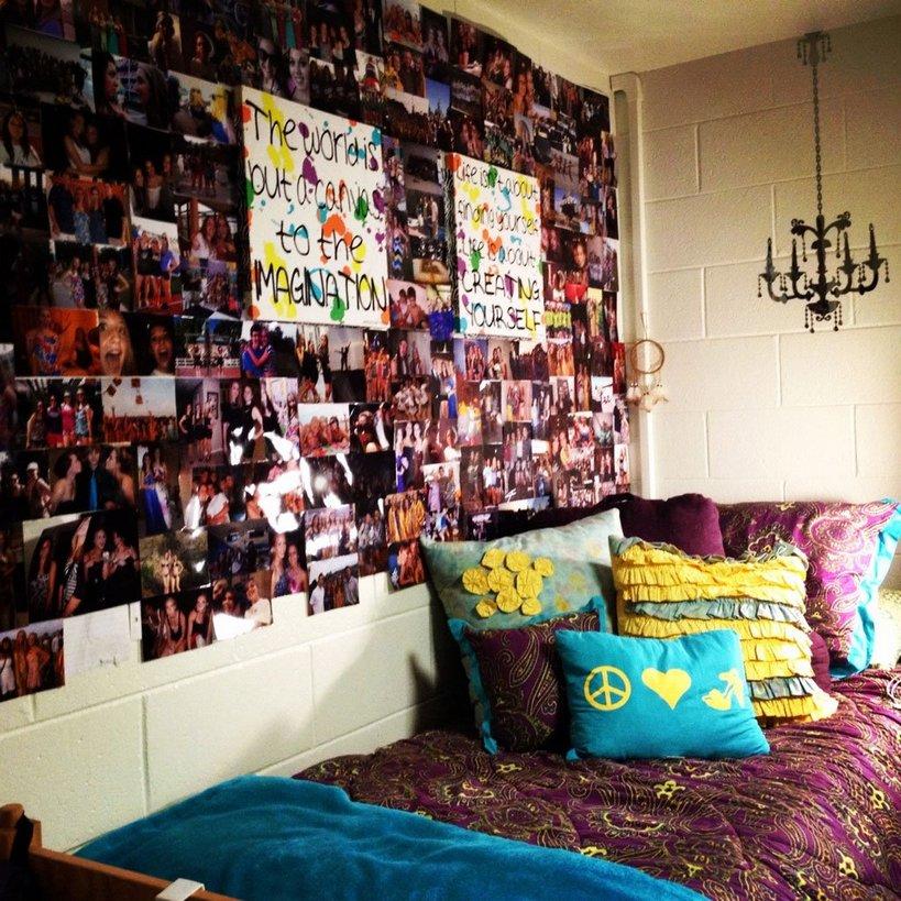 Dorm Room Decorating Ideas Pinterest