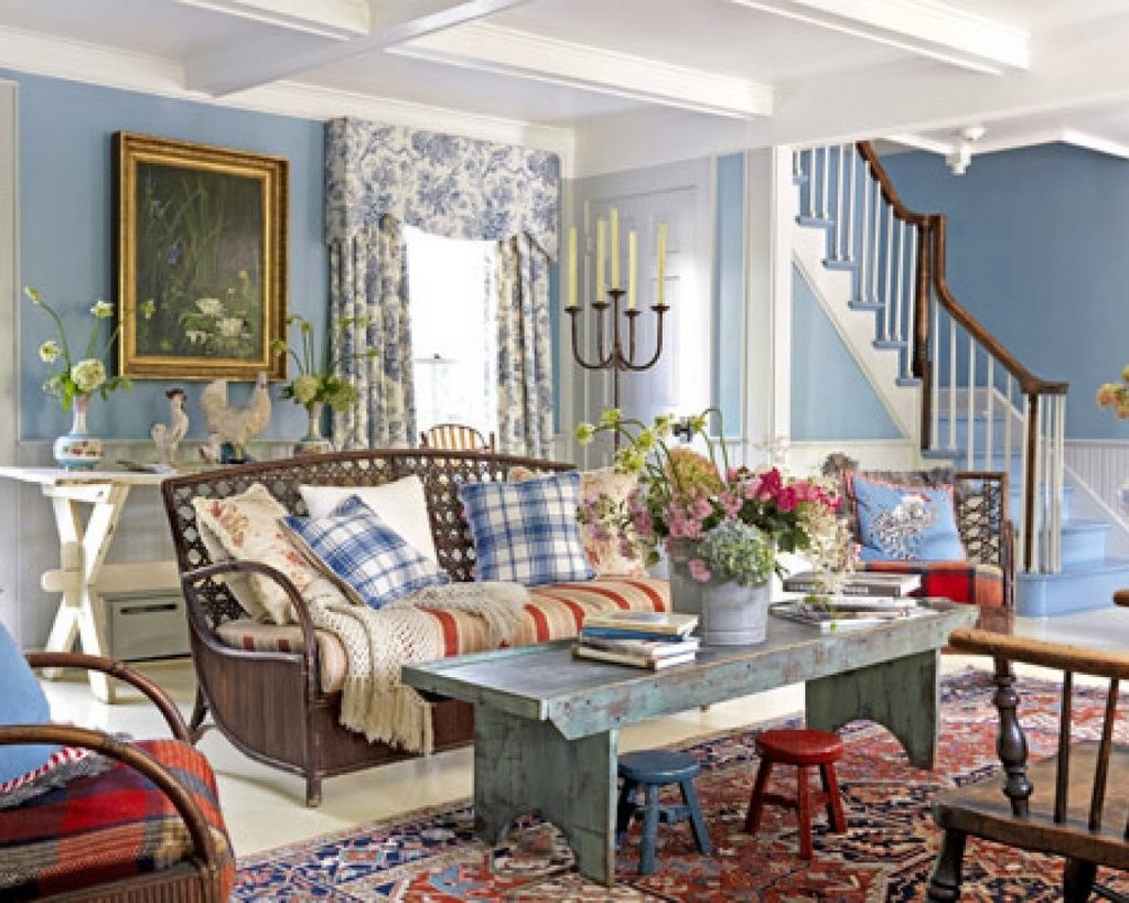 English Country Decorating Ideas