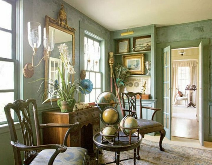 English Country Decorating