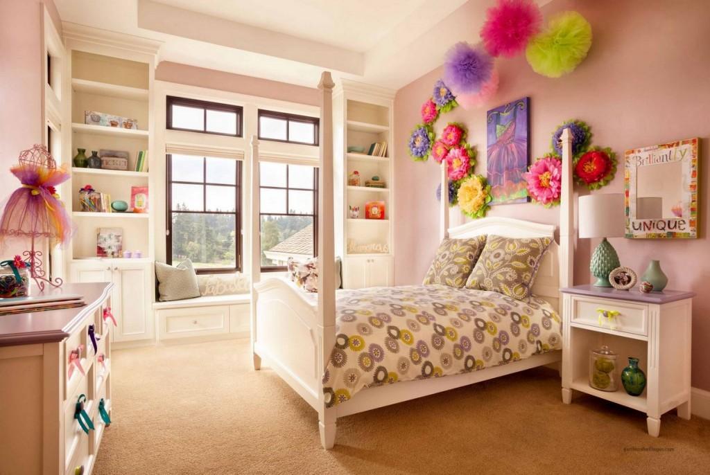 Girls Room Decor