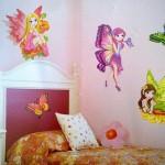 Girls Room Wall Decor