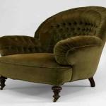 Green Club Chair