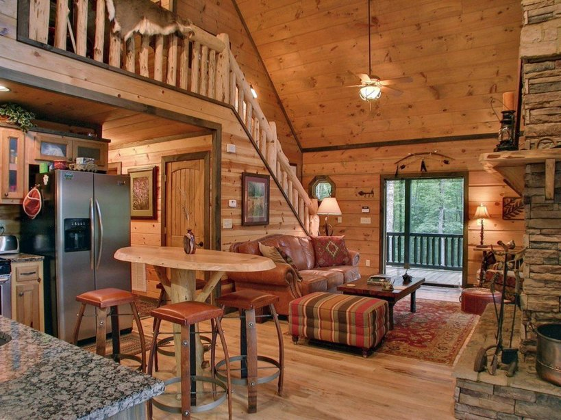 Home Cabin Decor
