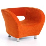 Microfiber Club Chair