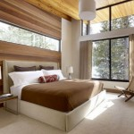 Modern Cabin Decorating Ideas
