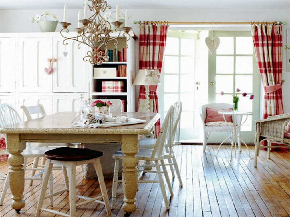 Modern Country Decorating Ideas