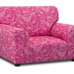 Pink Club Chair