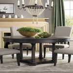 Round Dining Room Table Sets