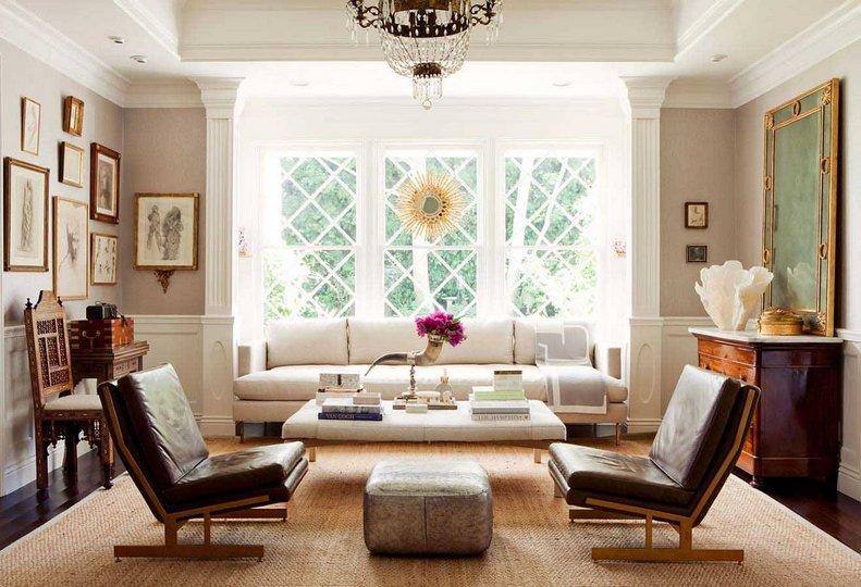 Small Living Room Arrangements