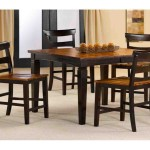 Square Dining Room Table Sets