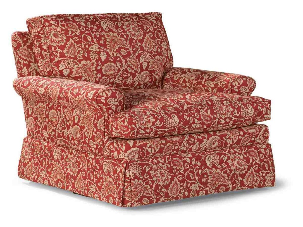 Swivel Club Chairs Upholstered