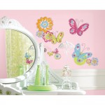 Wall Decor For Baby Girl Room