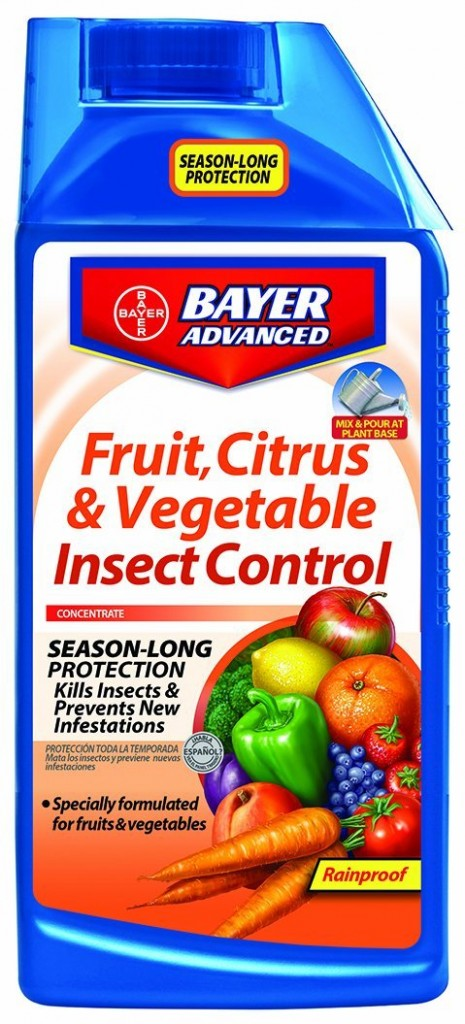 Bayer Advanced Fruit Citrus And Vegetable Insect Control