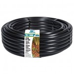 Black Irrigation Tubing