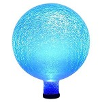 Blue Gazing Ball