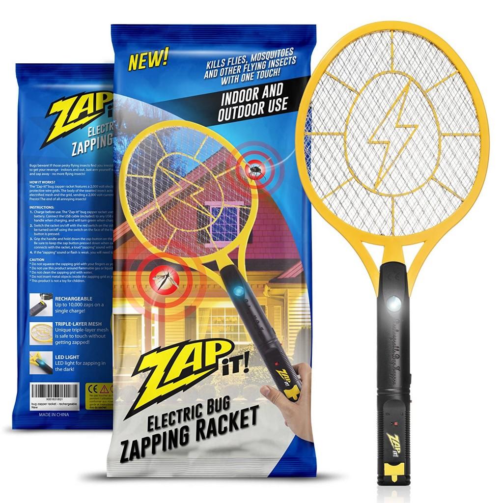 Bug Zapper Racket Walmart