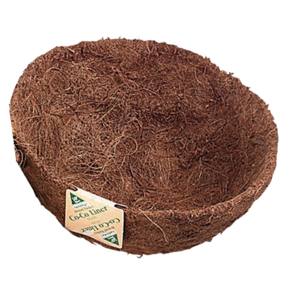 Coco Liners For Hanging Baskets
