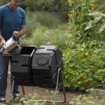 Dual Batch Compost Tumbler