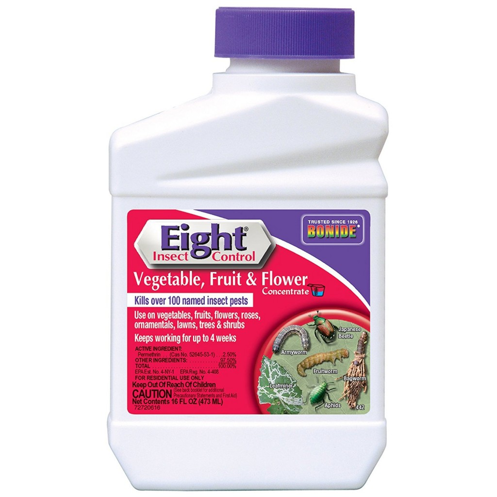 Eight Insect Control