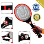 Electric Fly Swatter Voltage