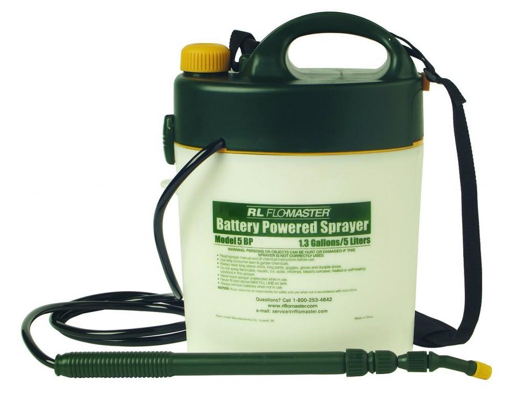 Electric Garden Sprayer