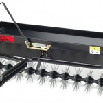 Fertilizer Spreader For Tractor