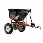 Fertilizer Spreader Settings