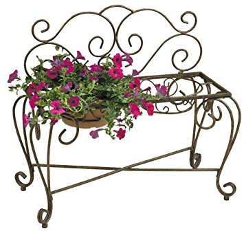 Flower Pot Bench