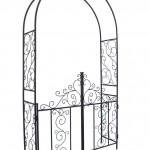 Garden Arbor With Gate