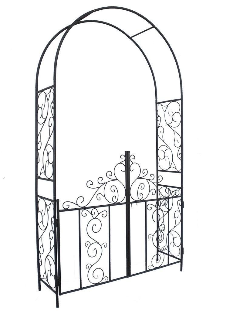 Garden Arbors With Gates