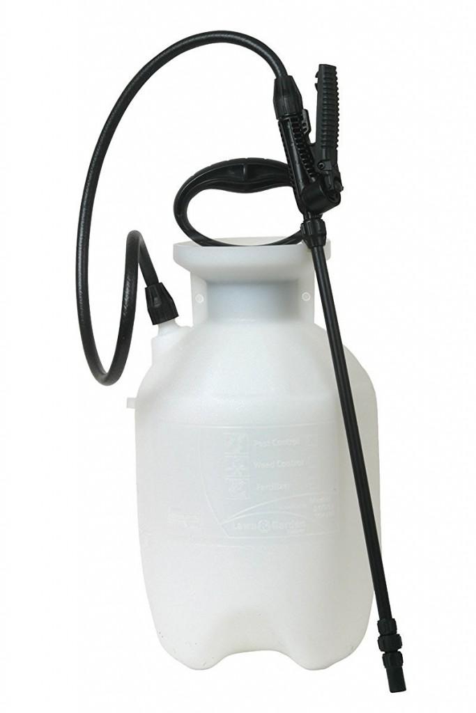 Garden Pump Sprayer