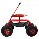 Garden Seat Cart