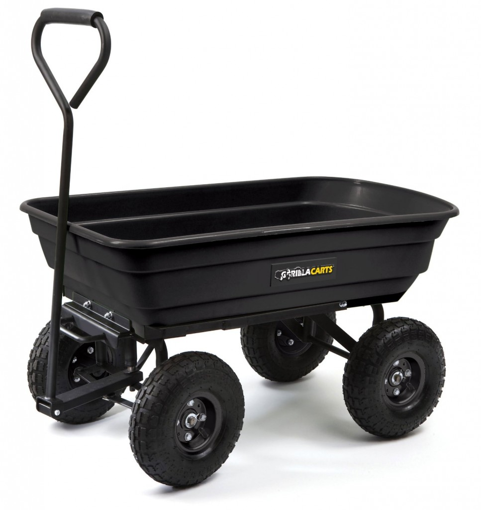 Groundwork Garden Cart
