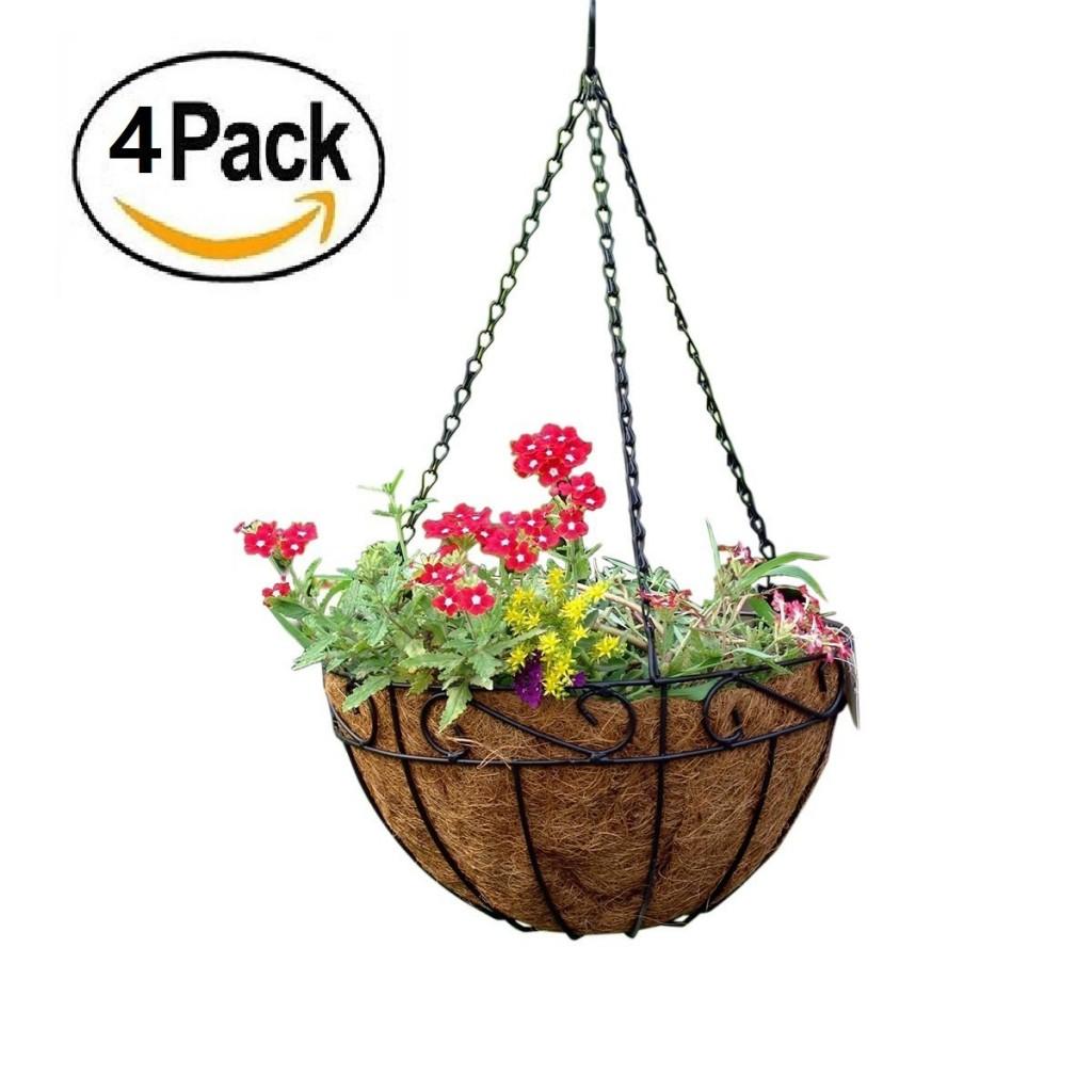 Hanging Plant Basket Liners