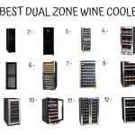 12 Best Dual Zone Wine Cooler