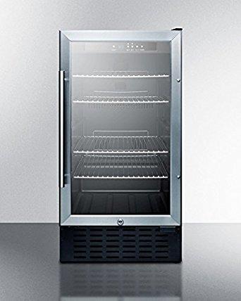 18 Inch Built In Wine Cooler