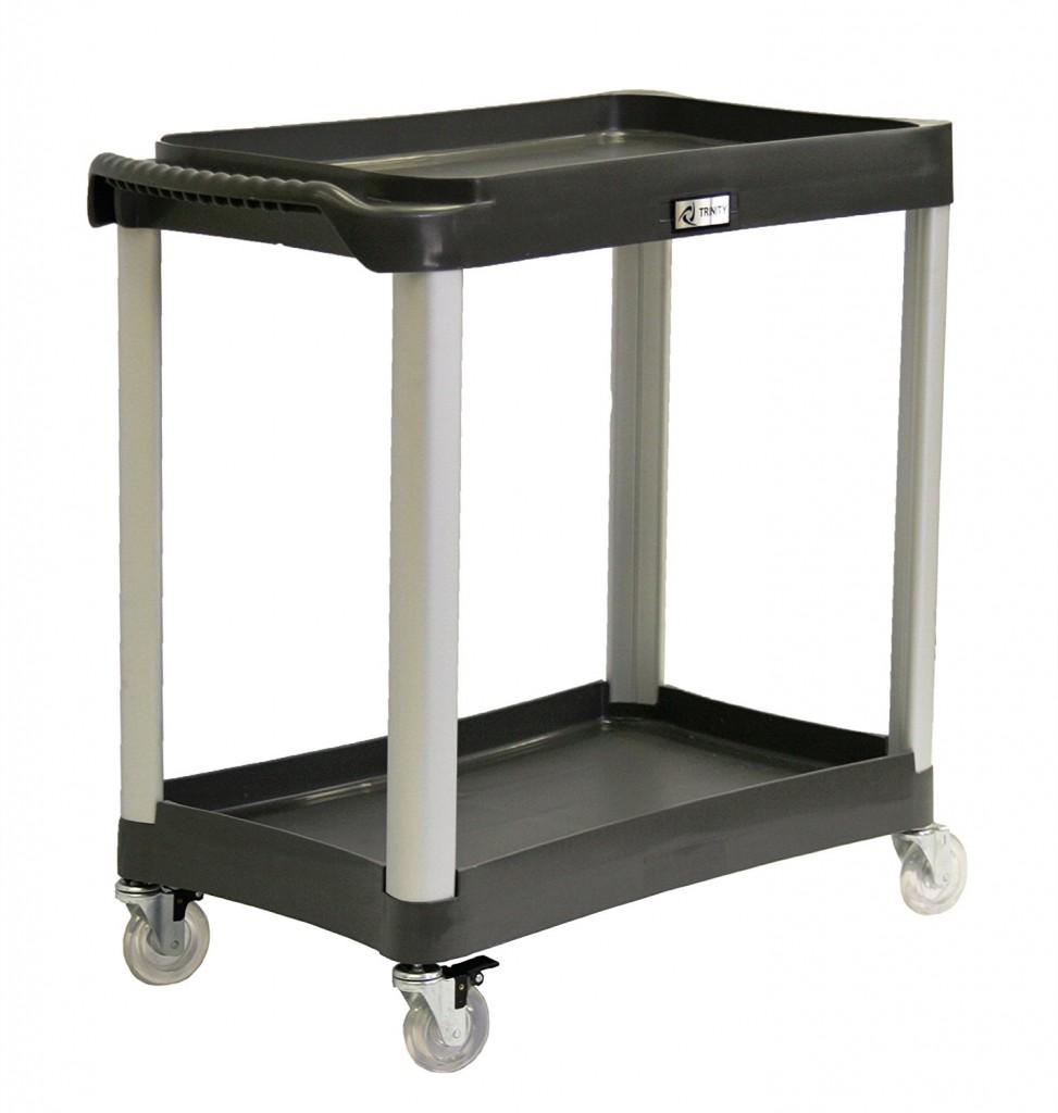 2 Tier Utility Cart Decor Ideasdecor Ideas