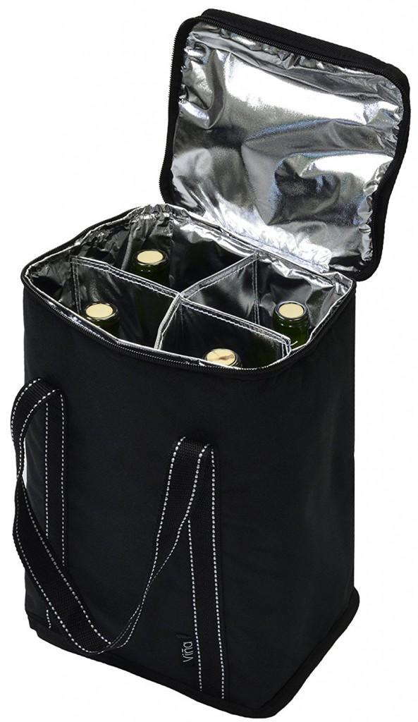 4 Bottle Wine Cooler