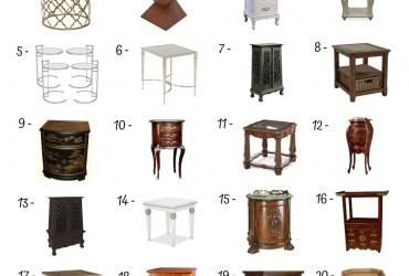 End Table Under 500