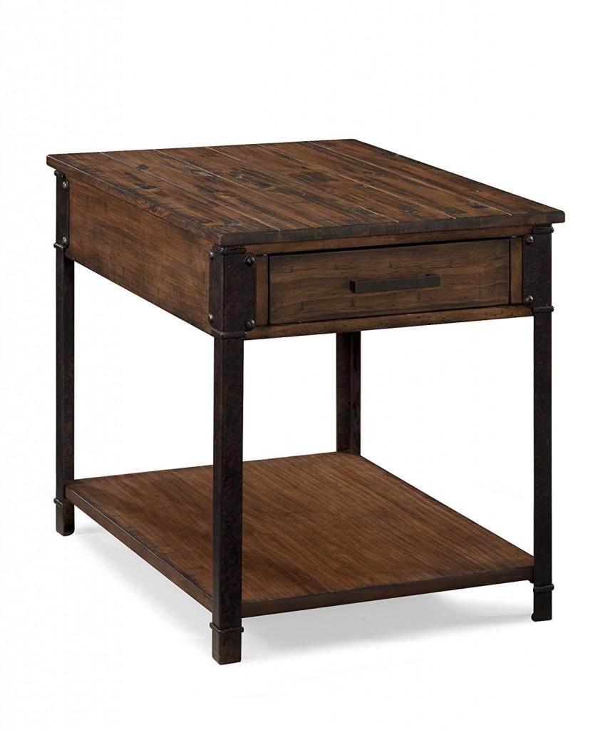 Larkin Rectangular End Table