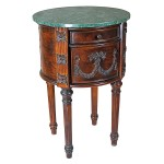 The Beaufort End Table