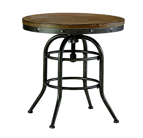 Vintage End Table By Ashley T500 726