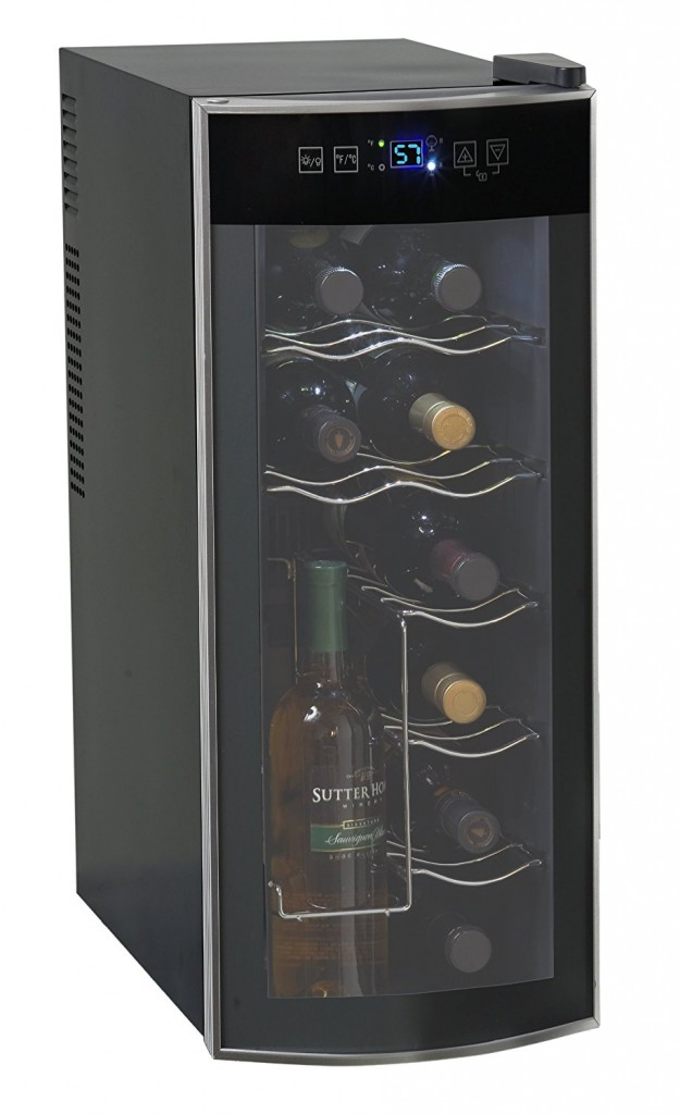Avanti 12 Bottle Wine Cooler