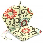 Barrel Back Chair Cushions