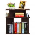 Bookshelf End Table
