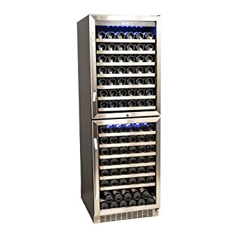 Built In Dual Zone Wine Cooler